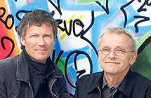 Michael Rother & Dieter Moebius